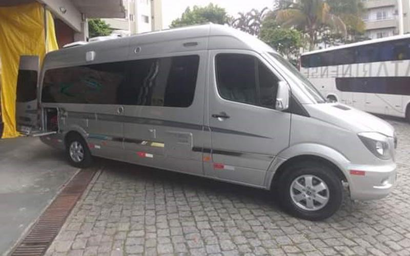 Motorhome Santo Inácio 2019